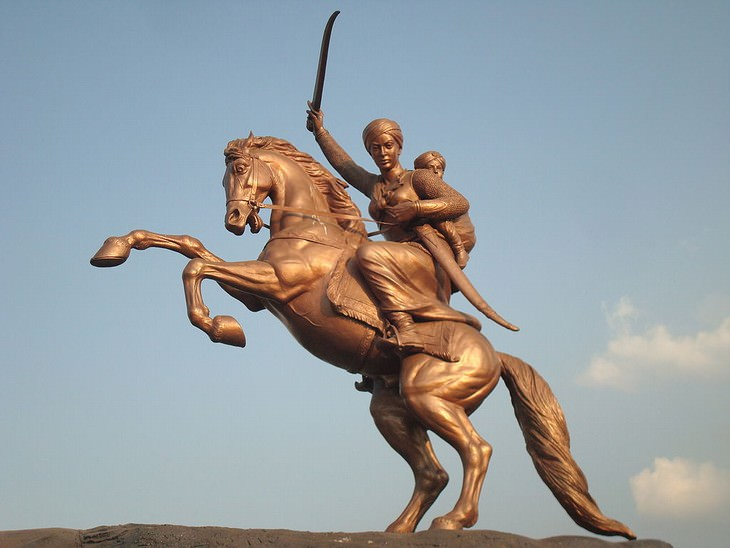 Greatest Female Warriors Lakshmibai