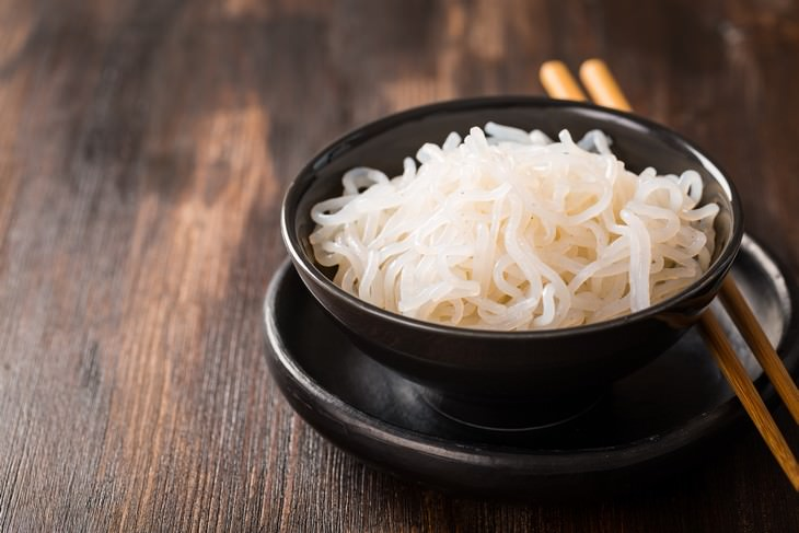 Foods You Can Indulge Without Gaining Weight Shirataki Noodles