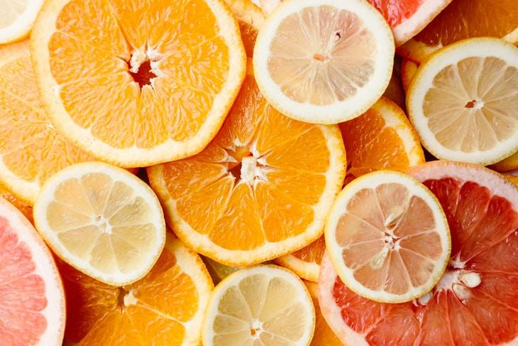Foods You Can Indulge Without Gaining Weight Citrus fruit