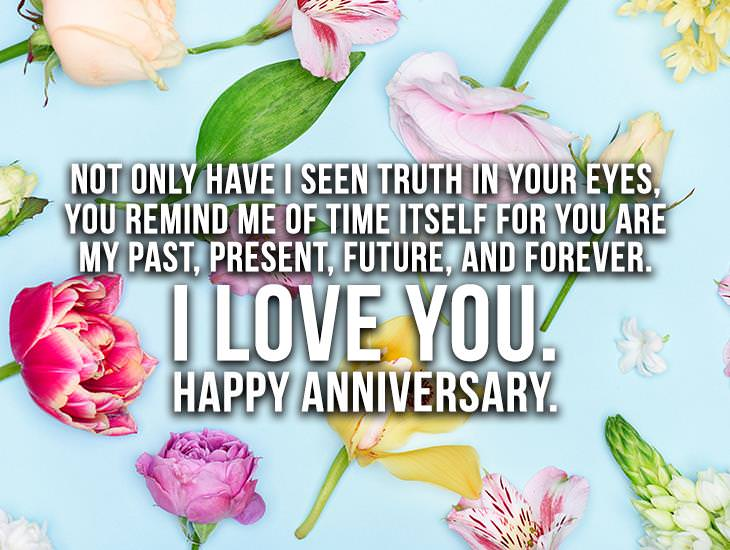 You Are My Forever! Happy Anniversary!