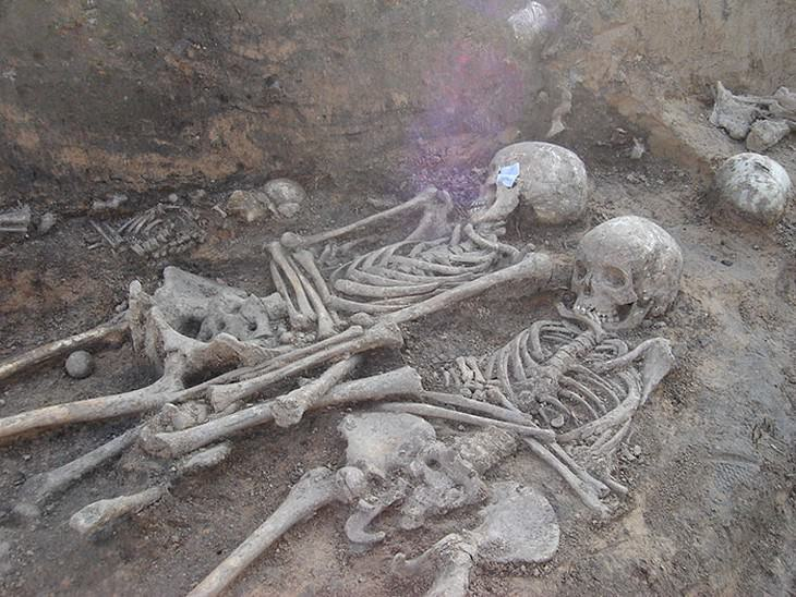 best archaeological discoveries 2018 black death