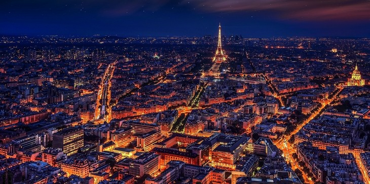 Recommended Travel Destinations: Paris