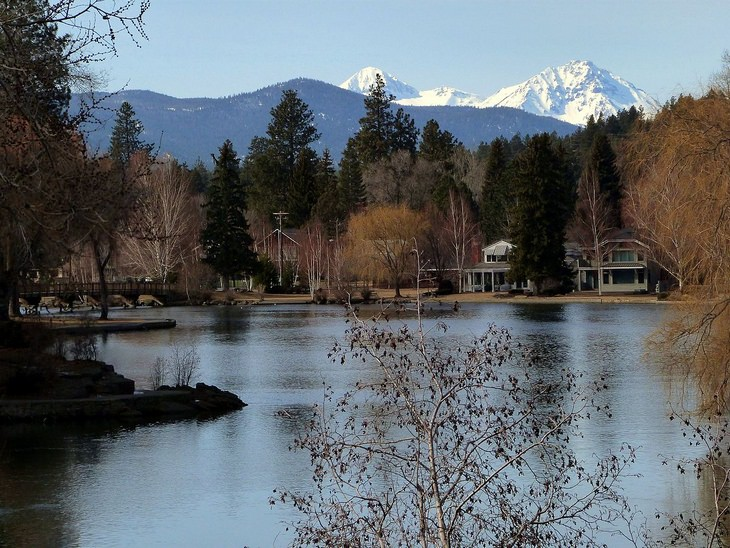 Recommended Travel Destinations: Bend