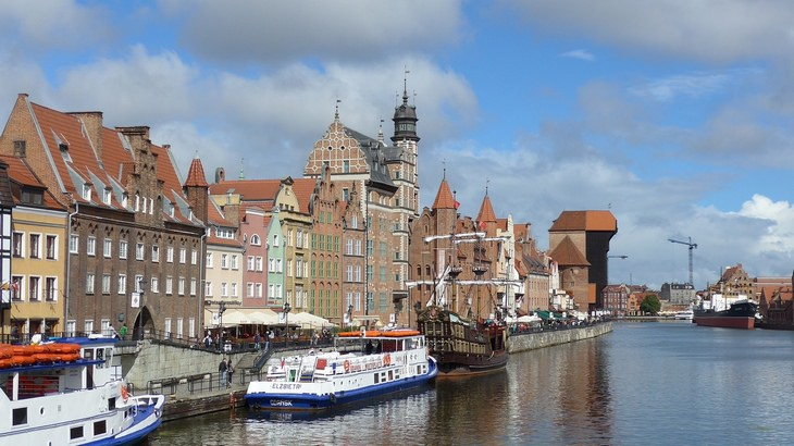 Recommended Travel Destinations: Gdansk