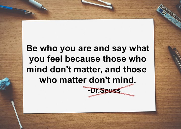 misattributed quotes dr.Seuss