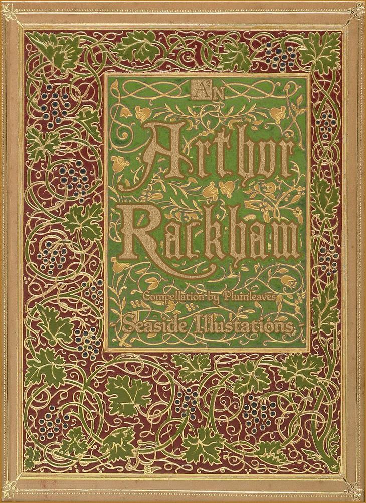 poetry art William Morris book illustration