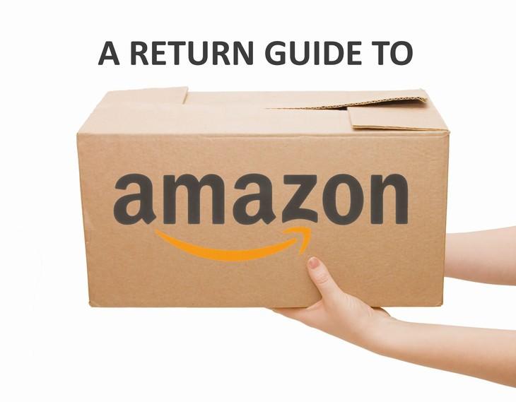 Amazon returns guide amazon box