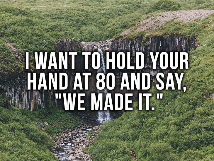 I Want To Hold Your Hand at 80