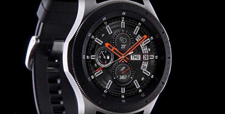 Recommended smartwatches: Samsung Galaxy Watch