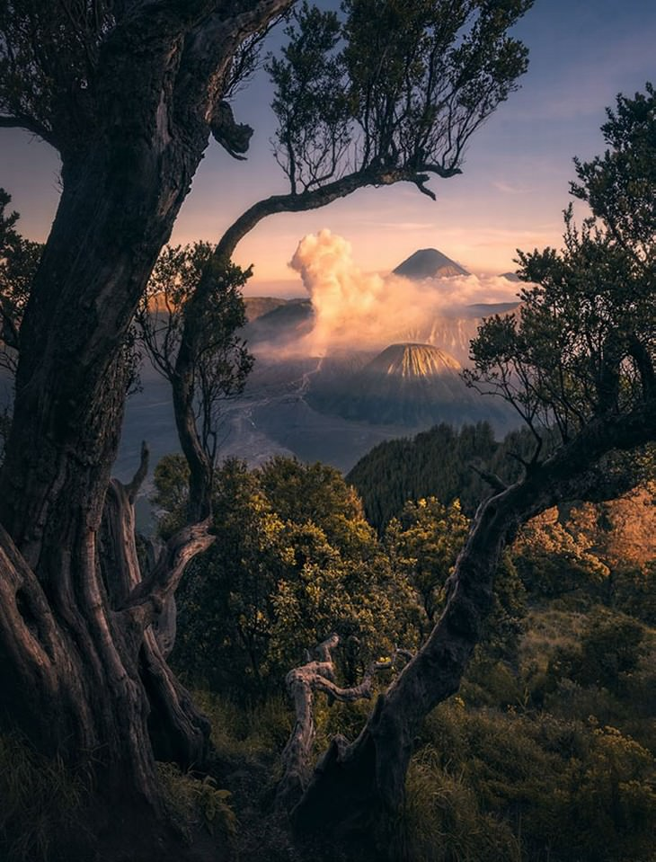 The 2018 International Landscape Photographer Of The Year Contest Bromo Tengger Semeru National Park