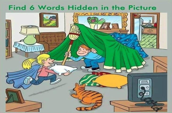 Picture puzzle: