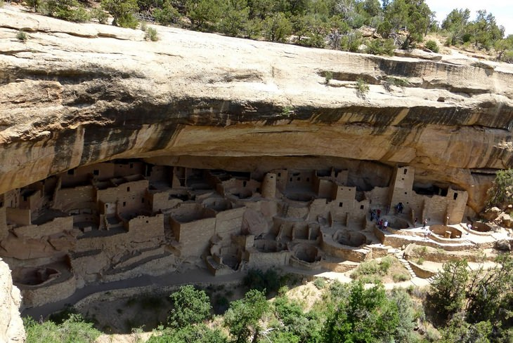 Four Corners and the Grand Canyon: Cliff Palace