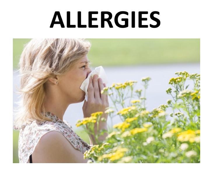 Chronic Sinusitis Causes allergies