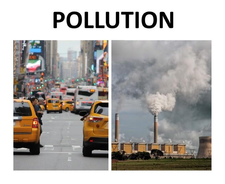 Chronic Sinusitis Causes pollution