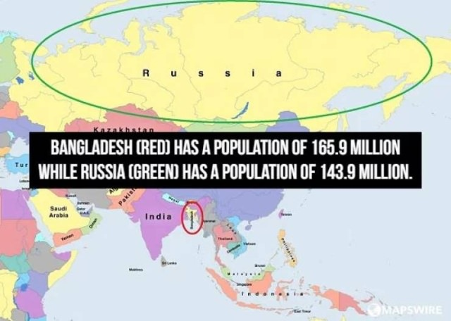 interesting facts and figures