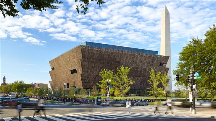 best buildings 2019 smithsonian museum of african american history