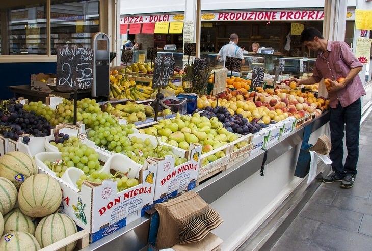 Testaccio Market, Rome