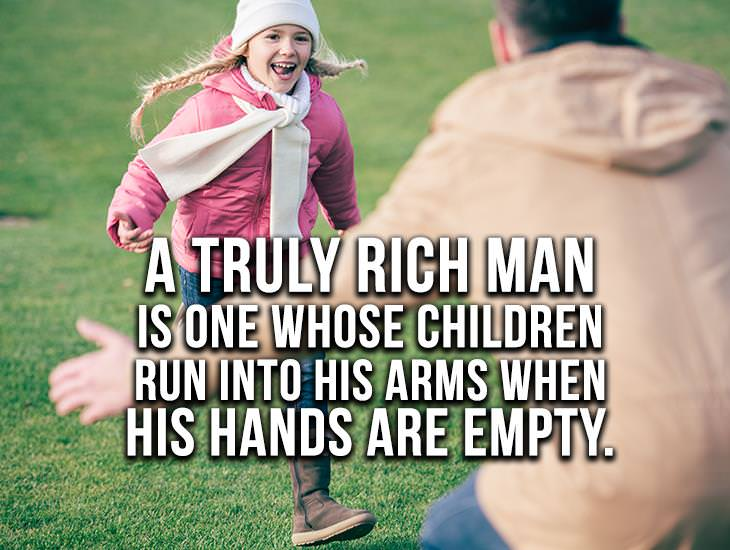 A Truly Rich Man