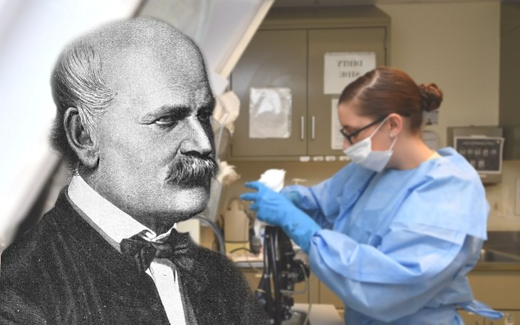underappreciated scientists Ignaz Semmelweis (1818-1865)