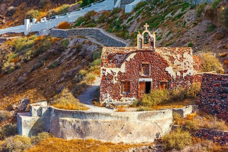 chapels in Europe