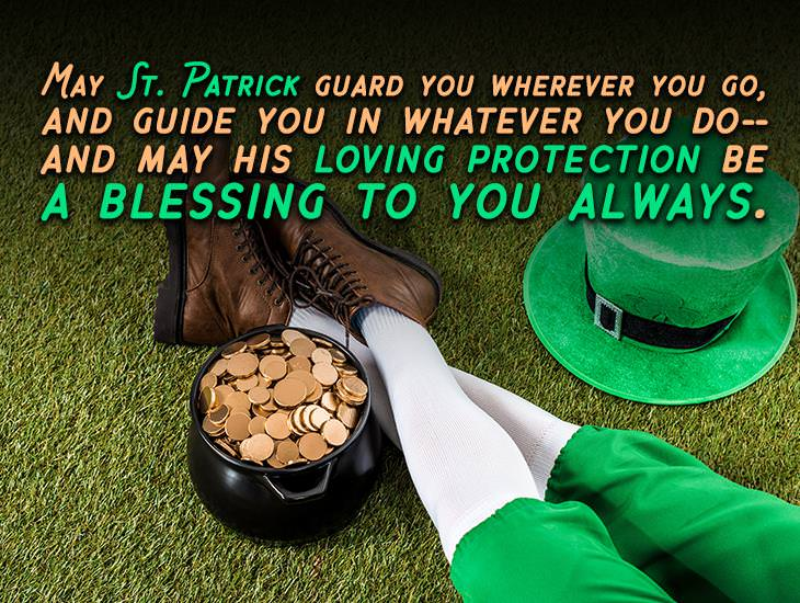 St.Patrick's Blessing To You Always!
