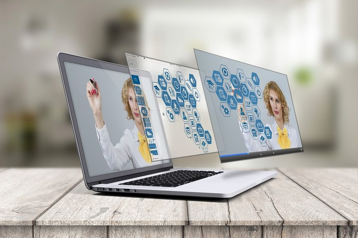 AR Workspace: virtual workspace
