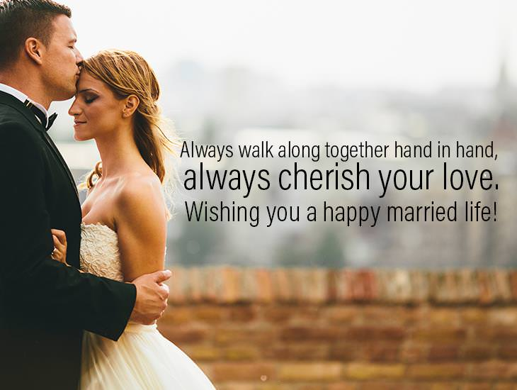 Always Walk Along Together Hand in Hand