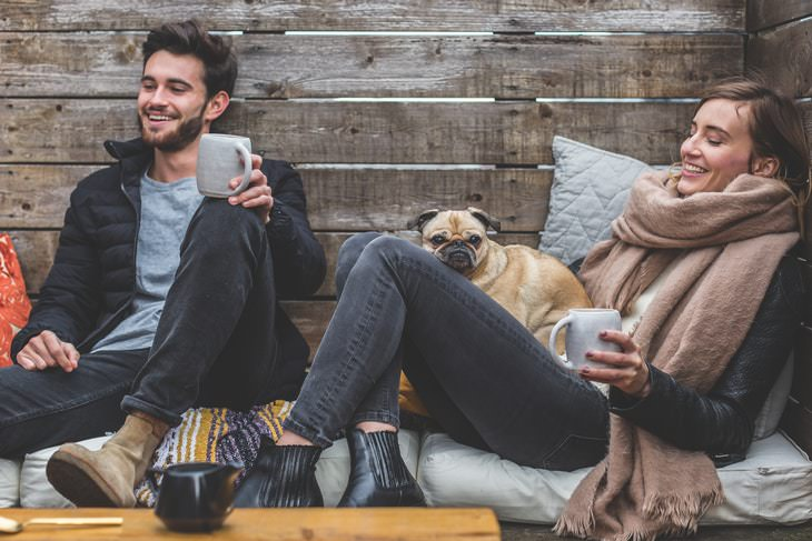 signs you are a better person couple hanging out