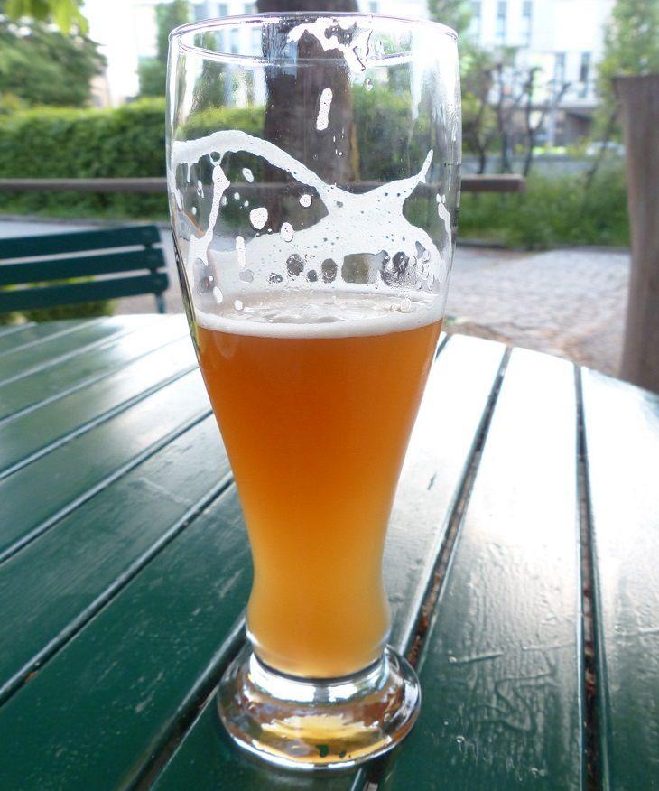 European beers: wheat beer