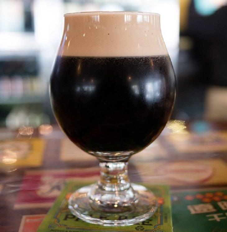 European beers: stout
