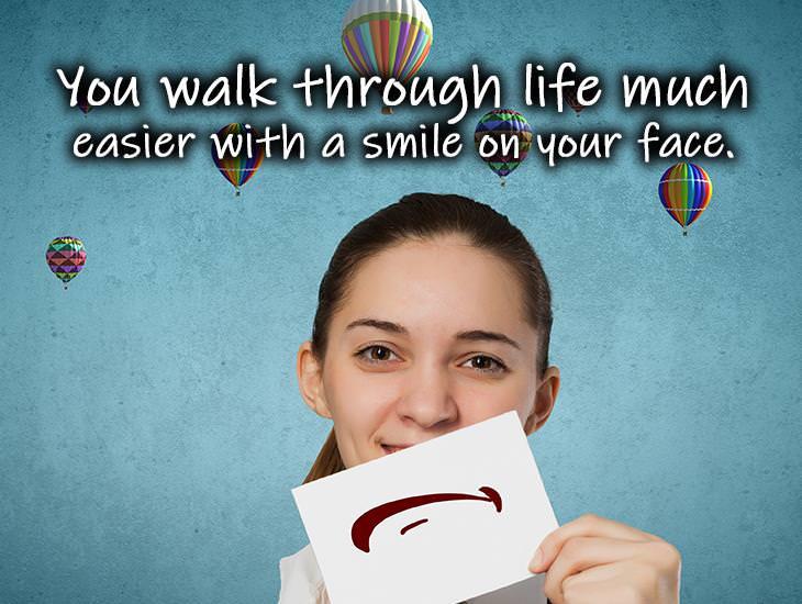 Walk Through Life Much Easier
