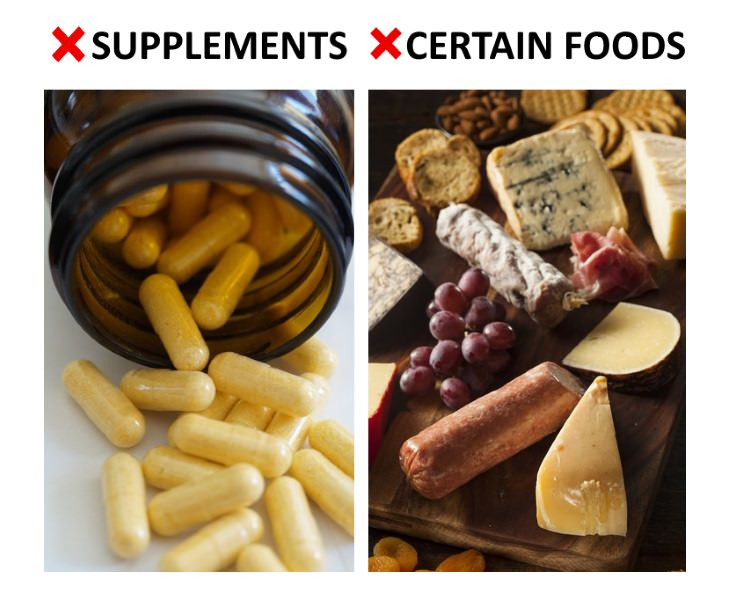 Habits Leading to Hypertension Foods and Supplements