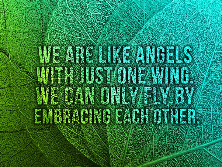 We Are Like Angels
