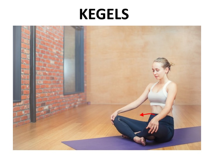 pelvic floor exercises kegels