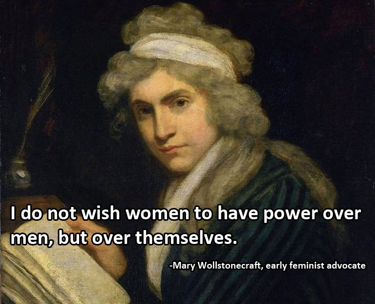 Women's Day: Mary Wollstonecraft