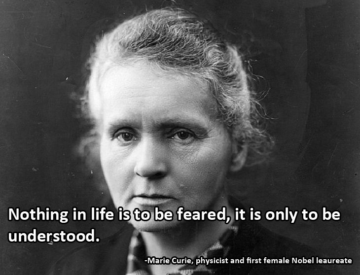 Women's Day: Marie Curie