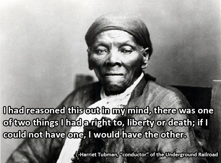 Women's Day: Harriet Tubman