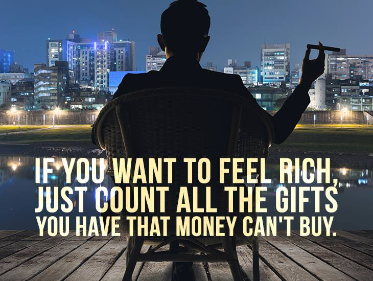 Just Count All The Gifts You Have