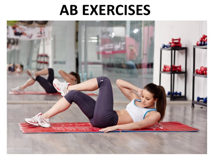 liver exercises Exercise Your Abdominal Muscles