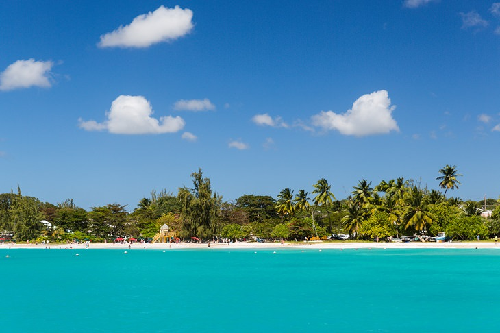 Barbados: Carlisle Bay