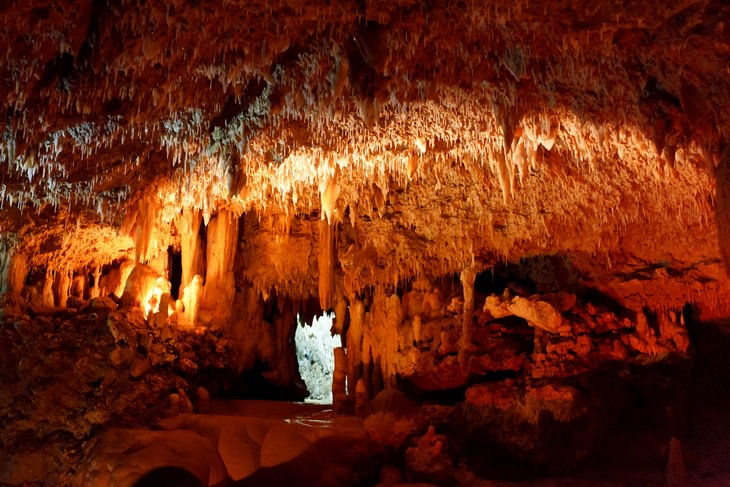 Barbados: Harrison's Cave