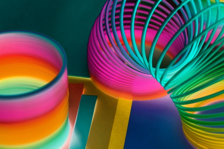 accidental discoveries the slinky
