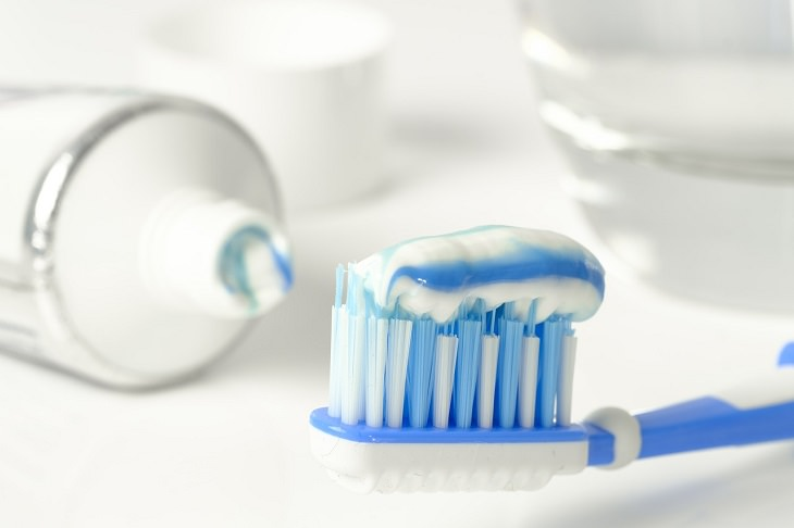whitening strips bad for teeth toothpaste and brush