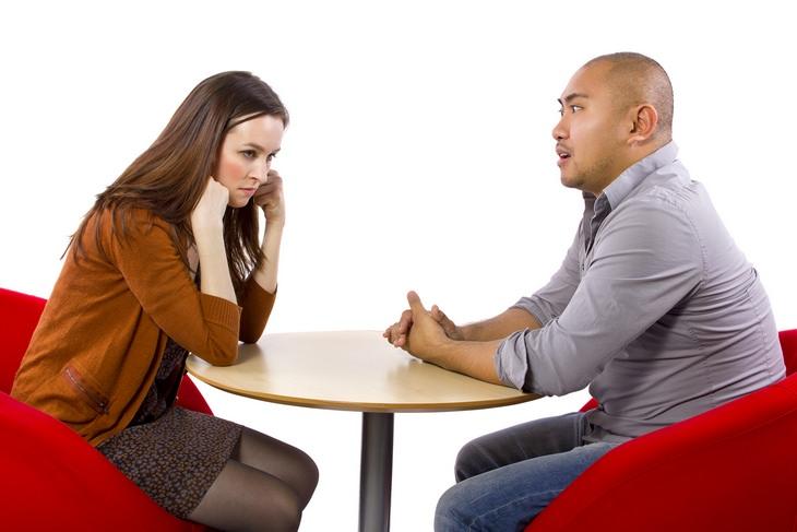 Dating: oversharing