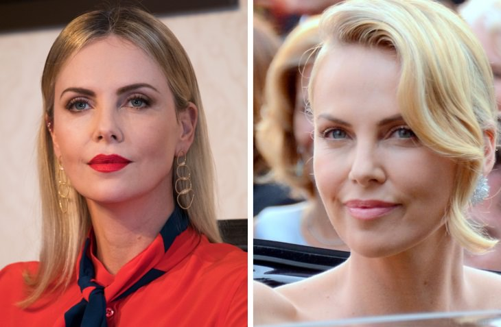celebrity photo hacks Charlize Theron