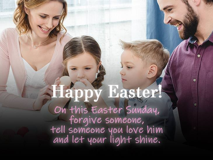 On This Easter Sunday, Tell Someone You Love Them