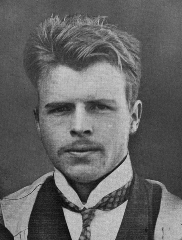 attractive historical figures Hermann Rorschach (1910)