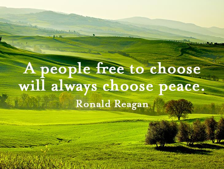 A People Free To Choose