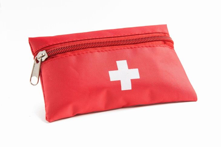 sick while traveling guide first aid kit
