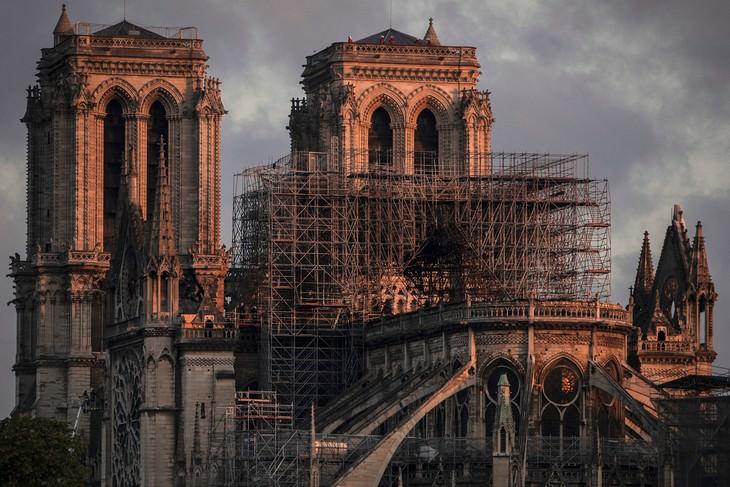 Notre Dame design ideas ruins